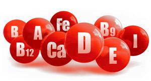 Витамины в красной икре